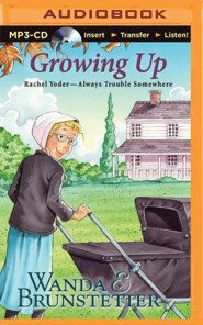 Growing Up - Unabridged audio book on MP3-CD