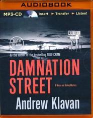 Damnation Street - Unabridged audio book on MP3-CD