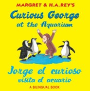 Curious George at the Aquarium, Bilingual Spanish/English Edition