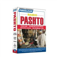 Pashto, Basic: Learn to Speak and Understand Pashto with Pimsleur Language Programs Audiobook on CD