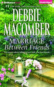 Marriage Between Friends: White Lace and Promises / Friends - and Then Some - unabridged audio book on CD
