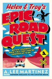 Helen and Troy's Epic Road Quest - eBook
