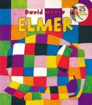 Elmer--Boardbook