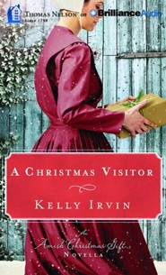 A Christmas Visitor: An Amish Christmas Gift Novella - unabridged audio book on CD