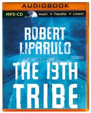 #1: The 13th Tribe - unabridged audio book on MP3-CD