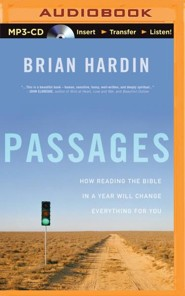 Passages: How Reading the Bible in a Year Will Change Everything for You - unabridged audio book on MP3-CD