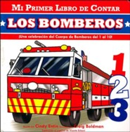 My First Counting Book: Firefighters (Spanish)