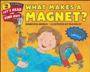 What Makes a Magnet?, softcover