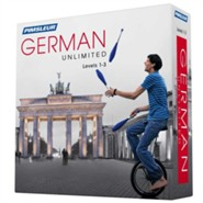 Pimsleur German Unlimited 1-3: Experience the Method That Changed Language Learning Forever - Learn to Speak, Read, and Understand German