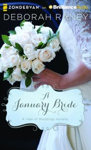 #1: A January Bride - unabridged audio book on CD