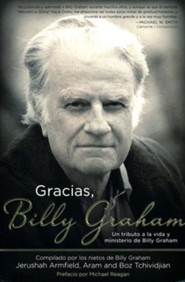 Gracias, Billy Graham  (Thank You, Billy Graham)