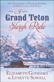 A Grand Tetons Sleigh Ride