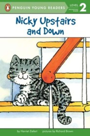 Nicky Upstairs and Down  -     By: Harriet Ziefert
