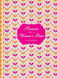 Promises for a Woman's Heart: Elements Journal with Flocking  -     By: Ellie Claire
