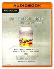 Unabridged MP3 CD