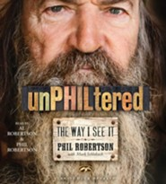 unPHILtered, Audio CD, Unabridged