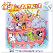 My First Old Testament (Board Book & CD)