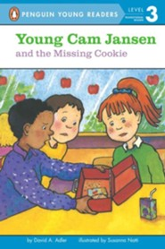 Missing Cookie  -     By: David A. Adler     Illustrated By: Susanna Natti