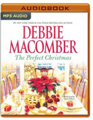 The Perfect Christmas - unabridged audio book on MP3-CD