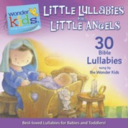 Wonder Kids Music: Little Lullabies for Little Angels, CD