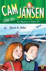 Mystery of Flight 54  -     By: David A. Adler     Illustrated By: Susanna Natti