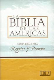 LBLA Biblia para Regalos y Premios, tapa suave, Trade Paper