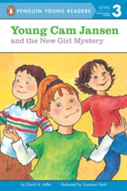 New Girl Mystery  -     By: David A. Adler     Illustrated By: Susanna Natti