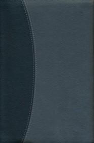 Imitation Leather Black / Gray