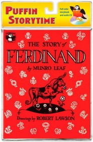 The Story of Ferdinand, Book and CD