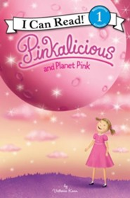 Pinkalicious and Planet Pink, hardcover