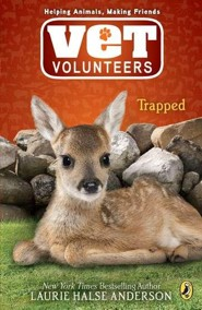 #8: Vet Volunteers, Trapped  -     By: Laurie Halse Andersen