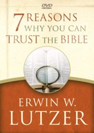 7 Reasons Why You Can Trust the Bible DVD, repackaged