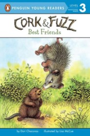 #1: Cork and Fuzz: Best Friends