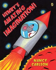 Henry's Amazing Imagination  -     By: Nancy Carlson