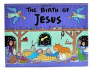 The Birth of Jesus: A Christmas Pop-Up Book