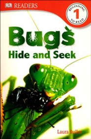 DK Reader, Level 1: Bugs Hide and Seek