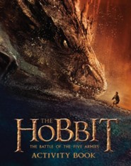 The Hobbit: There and Back Again Activity Book