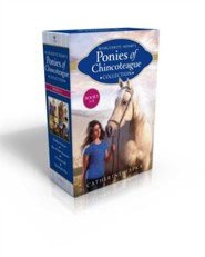 Ponies of Chincoteague Collection, Books 1-4
