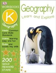 DK Workbooks: Geography: Kindergarten
