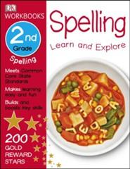 DK Workbooks: Spelling: Second Grade