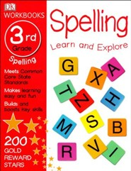 DK Workbooks: Spelling: Third Grade