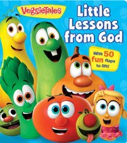 Little Lessons from God: A Flip-and-Flap Book