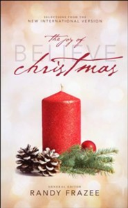 Believe: The Joy of Christmas   -     Edited By: Randy Frazee     By: Randy Frazee, ed.