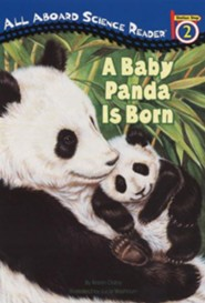 A Baby Panda Is Born  -     By: Kristin Ostby, Lucia Washburn
