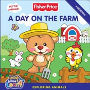 Fisher-Price: A Day on the Farm  -     By: Jodi Huelin     Illustrated By: Tom Starace