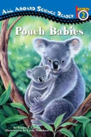 Pouch Babies  -     By: Ginjer L. Clarke     Illustrated By: Lucia Washburn