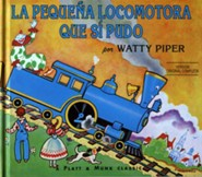 La Pequena Locomotora Que Si Pudo, Little Engine That Could