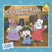 Costume Fun! A Lift-the-Flap Book  -