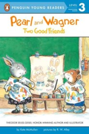 Pearl and Wagner: Two Good Friends,   Level 3 - Transitional Reader  -     By: Kate McMullan     Illustrated By: R.W. Alley