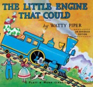 The Little Engine That Could: An Abridged Board Book Edition